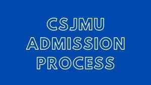 Kanpur University CSJMU  Admission Form 2020: Check Eligibility, Application Process, Exam Dates